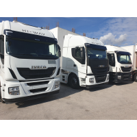Iveco STRALIS 500HP EURO 6 INTARDER '15